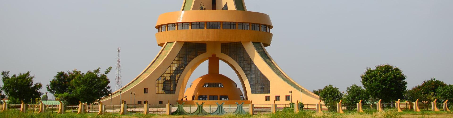 Monument des Martyrs Ouagadougou Burkina Faso